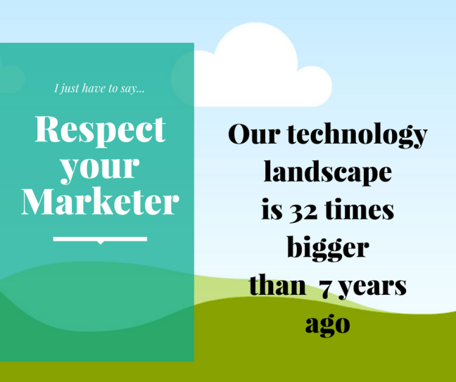 Respect Your Marketer